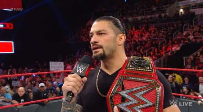 Roman Reigns have Cancer - News Angels
