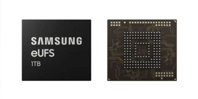 Samsung, 1TB storage chip