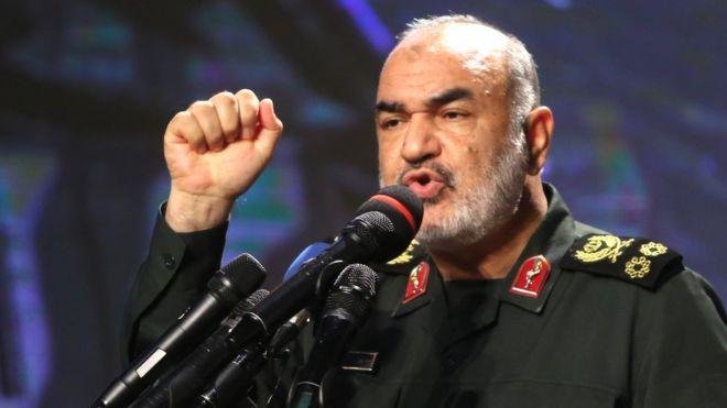 Major General Hossein Salami