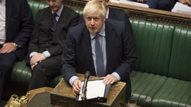 Boris Johnson faces another defeat 2