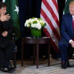 Imran Khan and Donald Trump, Kashmir Issue