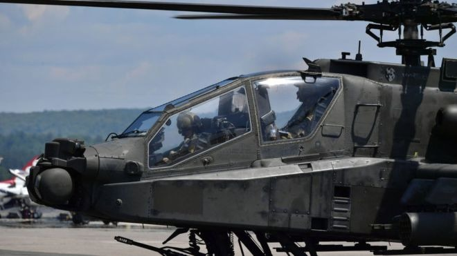How dangerous is India's new combat 'Apache' helicopter - News Angels