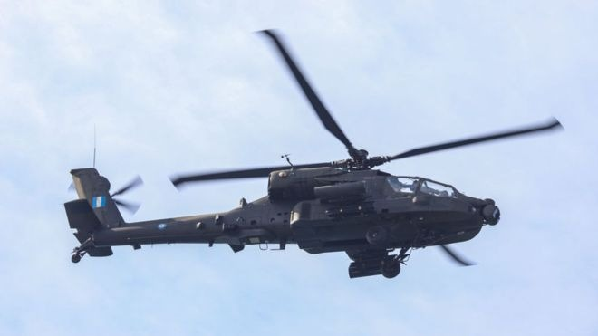 How dangerous is Indias new combat Apache helicopter 4