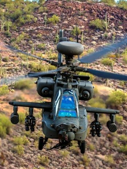 How dangerous is Indias new combat Apache helicopter 5