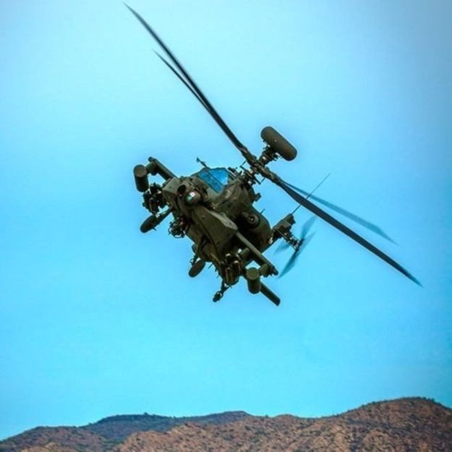 How dangerous is Indias new combat Apache helicopter 6