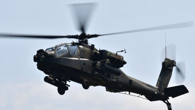 How dangerous is Indias new combat Apache helicopter 7