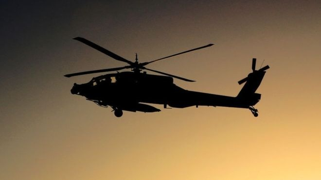 How dangerous is Indias new combat Apache helicopter 8