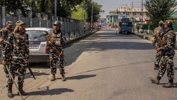India eases Kashmir closures UN High Commissioner 2