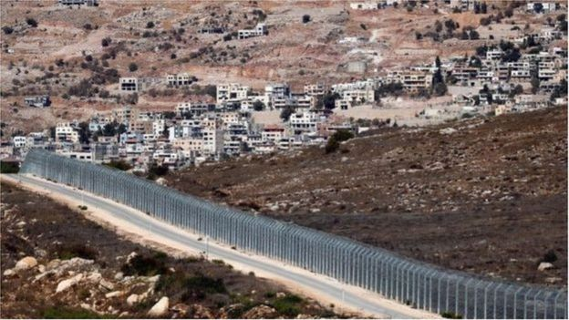 Israel announces construction of houses on the West Bank 1