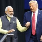 Trump and Narendra Modi