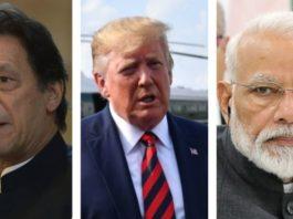 Imran Khan, Trump, Modi, Kashmir Issue