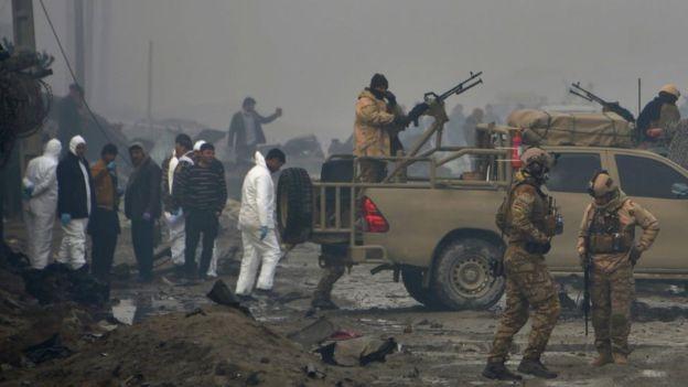 Will the Talibans continued attacks halt peace talks 1