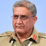 General Bajwa, the chief of the Pakistani army