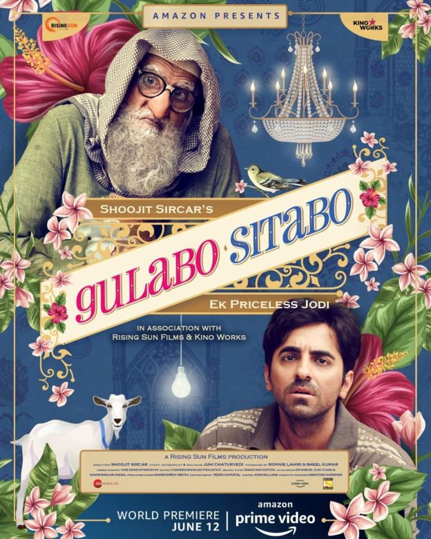 Gulabo Sitabo, Amitabh Bachchan's film Release