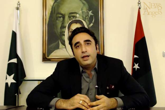 Bilawal Bhutto Zardari, Chairman of the Pakistan Peoples Party