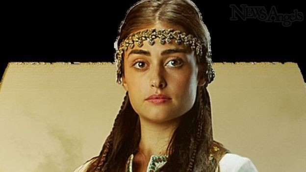 Ertugrul Cast - Halime Sultan